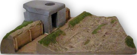 The Bunker Diorama