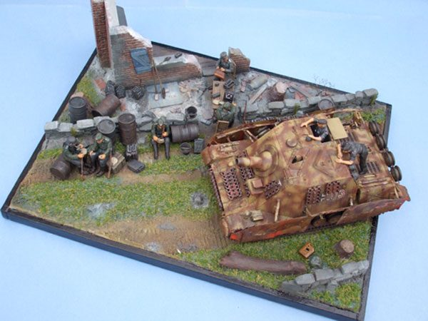 The Cottage Diorama