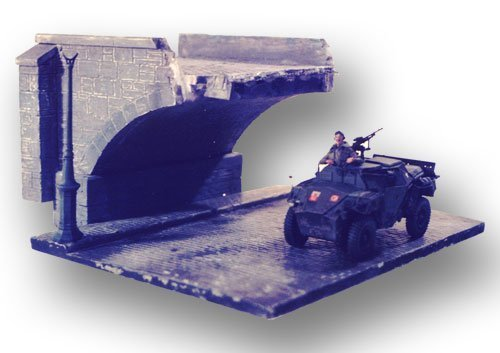 1/2 Bridge