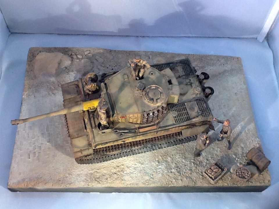 Rocky Road Diorama