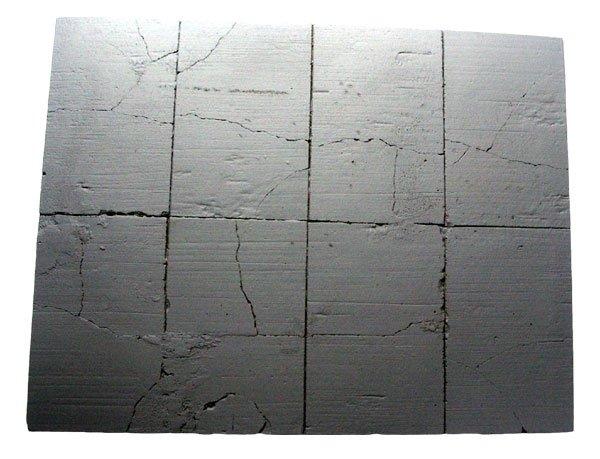 Concrete road 252 x 195mm