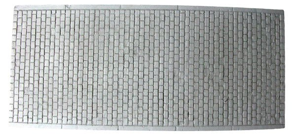 Cobble road Plan 123 x 278mm