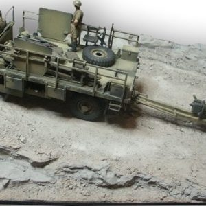 The Pass Diorama