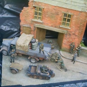 Workshop Diorama