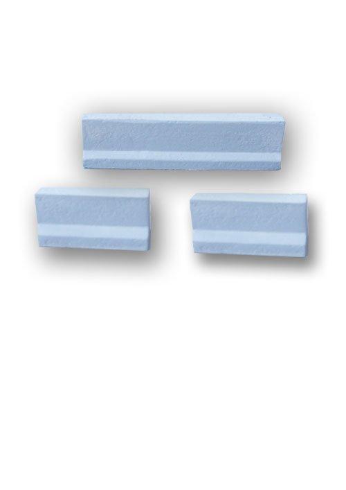 Modern Concrete Barrier Set