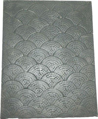 Cobble Road European Fan Pattern 230 x 300mm