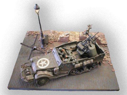 Set piece Diorama