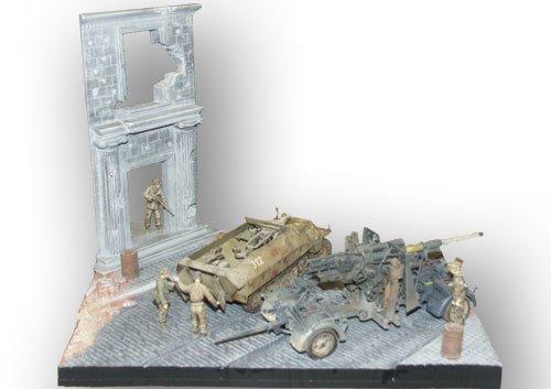 Street Diorama