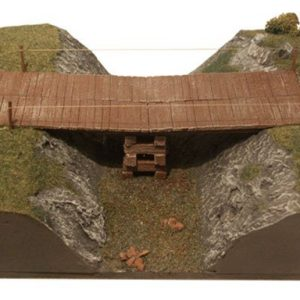 Wooden Assult Bridge